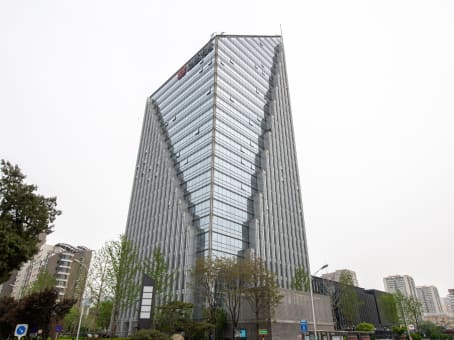 Gebäude in 20 East Middle 3rd Ring Road, 5/F, Block A, Landgent Center in Beijing 1
