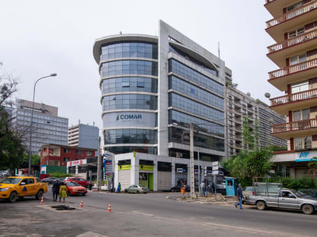 Gebäude in Corner of Dr. Crozet Street and Boulevard de la Republique, XL Building, 6th and 7th Floors, Plateau in Abidjan 1