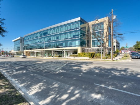 Building at 3800 North Lamar Blvd., Suite 200 in Austin 1