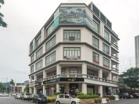 Building at 73-3-1, Ideal@The One, Jalan Mahsuri in Bayan Lepas 1