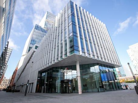 Mødelokalerne i Amsterdam, Vinoly