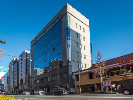 Mødelokalerne i Shizuoka, Hamamatsu Eki Minamiguchi