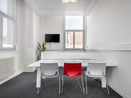 Mødelokalerne i Stop & Work Beauvais