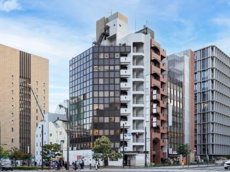 Établissement situé à 4-31-3 Shinbashi, 1F - 9F Dai-3 Meiwa Building à Minato-ku 1