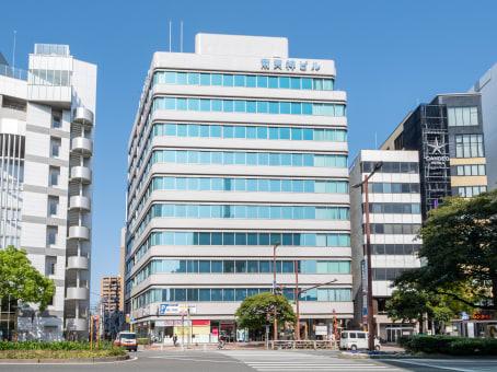 Building at 5-14-12 Watanabedori, 3F Minami Tenjin Building, Chuo-ku in Fukuoka 1