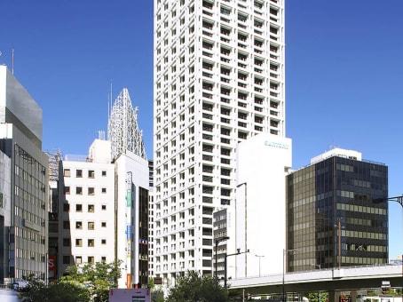 Mødelokalerne i Tokyo, Akasaka K Tower