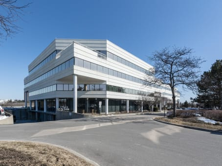 Building at 2233 Argentia Road, Suites 302 & 302A in Mississauga 1