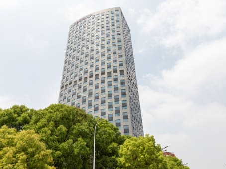 Building at 399 Kaixuan Road, 8/F, Longemont Yes Tower in Shanghai 1