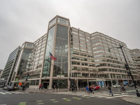 Building at 1050 Connecticut Avenue, NW, Suite 500 in Washington 1
