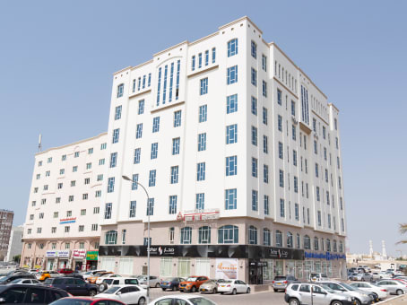 Gebäude in 5th Floor Offices 503 & 504, Building No. 25, Dohat Al Adab St. AL Khuwair in Muscat 1
