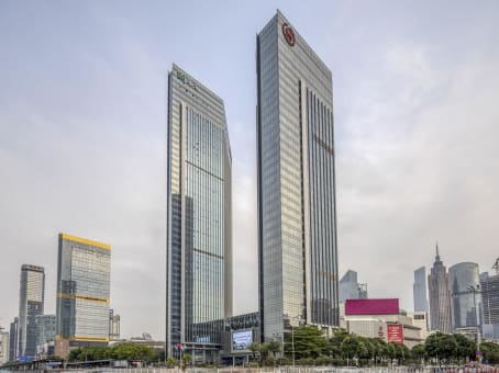 Building at 208 Tianhe Road, 27/F, Teem Tower in Guangzhou 1