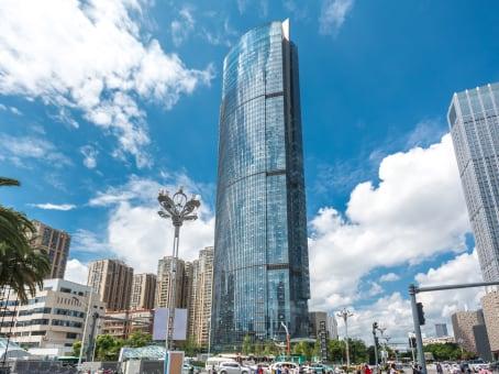 Gebäude in 926 Beijing Road, 13A/F, Kunming Square in Kunming 1