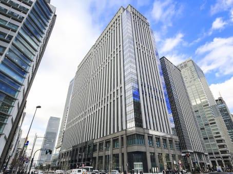 Mødelokalerne i Tokyo, Marunouchi Tekko Building