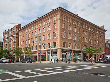 Building at 361 Newbury Street, Back Bay, 3rd, 4th and 5th Floor in Boston 1