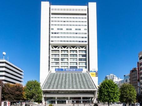 Meeting rooms at Tokyo, Nakano Sunplaza