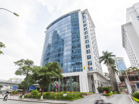 Building at 16th floor, Daeha Business Centre, 360 Kim Ma str., Ba Dinh dist in Hanoi 1