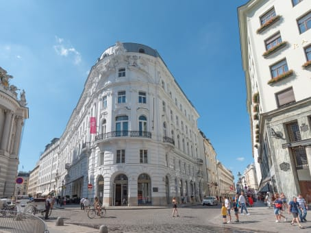 Building at Herrengasse 1-3, 2nd & 3rd floor in Vienna 1