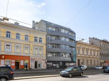 Building at Simmeringer Hauptstrasse 24 in Vienna 1