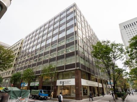 Meeting rooms at Tokyo, Marunouchi Shin Kokusai Building