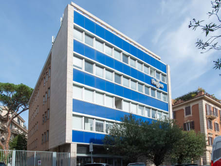 Building at Via Vincenzo Bellini 22, Quartiere III Pinciano in Rome 1