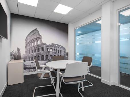 Building at Via Vincenzo Bellini 22 in Rome 1