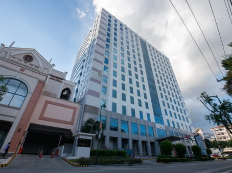 Building at 4/F Unit 4 C& D, Commerce and Industry Plaza Building, Mckinley Town Center, Park Avenue, Taguig City in Manila 1