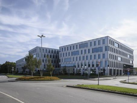 Mødelokalerne i Stavanger, 2020 Forus