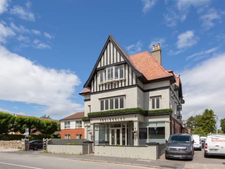 Building at Torquay Road, Foxrock Village, 18 in Dublin 1
