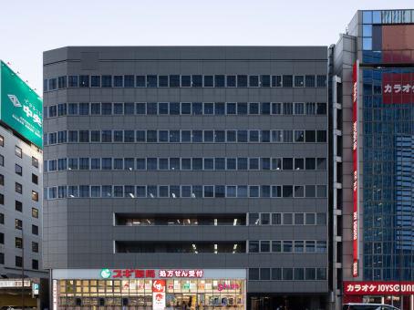Mødelokalerne i Nagoya, Nagoyaeki Higashiguchi