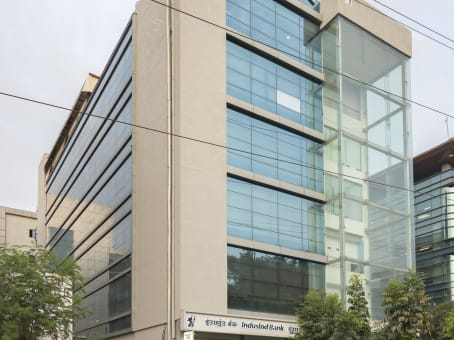 Building at Rajiv Gandhi MIDC Road, Plot No.30, 5th Floor, Tech Centre, Rajiv Gandhi Infotech Park, Phase 1, Hinjewadi in Pune 1