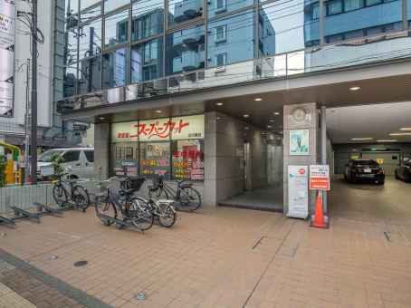 Meeting rooms at Tokyo, Tachikawa Eki Minami  (Open Office)
