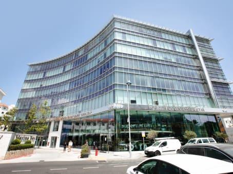 Mødelokalerne i Gibraltar WTC