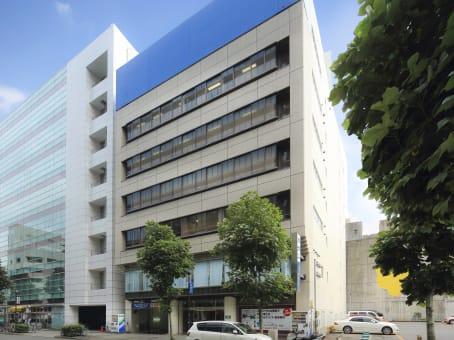 Mødelokalerne i Nagoya Marunouchi (Open Office)