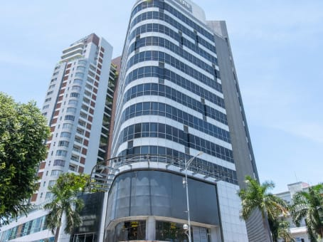 Building at 74 Bach Dang Street, 3rd floor, Indochina Riverside Office Tower, Hai Chau District in Da Nang 1