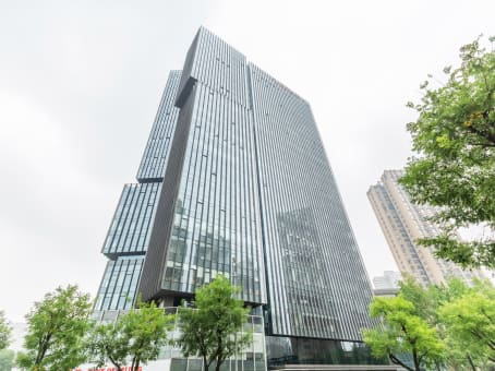Building at 9th Road and Weiyang Road, 4/F, IEC Vanke Centre Northeast of Fengcheng in Xi'an 1