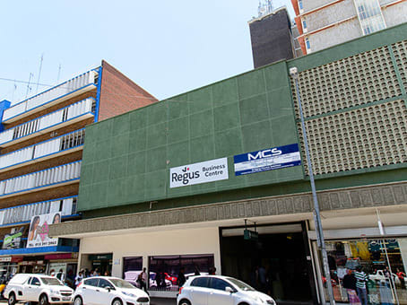 Building at 58-60 Landros Mare Street, Thabakgolo Building, 3rd Floor, Limpopo Province in Polokwane 1