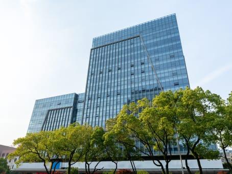 Mødelokalerne i Kunshan, ICC