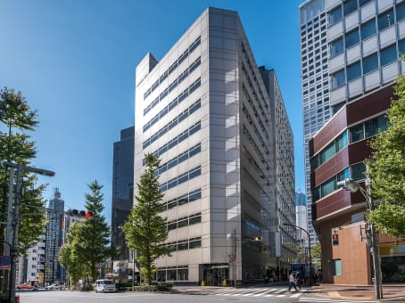 Mødelokalerne i Tokyo, Shinjuku Nishiguchi