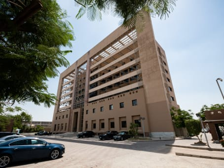 Building at Namaa Building 5th floor, Emtedad Ramses 6th District, Nasr City in Cairo 1