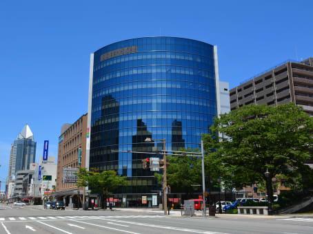 Mødelokalerne i Niigata, Niigata (Open Office)