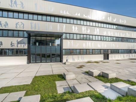 Établissement situé à Via Caldera, 21, Building F (Palazzina Servizi / Easypoint), 1st floor à Milan 1