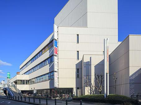 Prédio em 4F, Ibaraki Higashi Hankyu Building, 10-1 Futabacho, Ibaraki-shi, Osaka-fu em Osaka 1