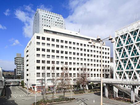 Lokalizacja budynku: ulica 1-4-1 Shinsenri Higashi-machi, 8F Hankyu Senri Chuo Building, Toyonaka-shi, Osaka-fu, Toyonaka 1