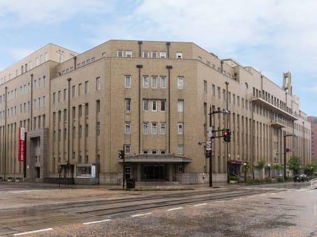 Mødelokalerne i Toyama, Denki Building