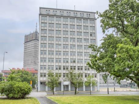 Établissement situé à Al. Niepodleglosci 6, 5th, 6th, 7th, 9th floor à Poznan 1