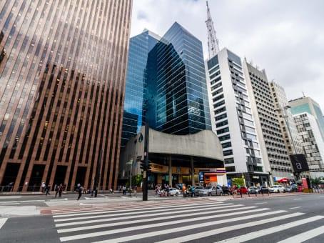 Mødelokalerne i Sao Paulo, Paulista Center 3 - Augusta