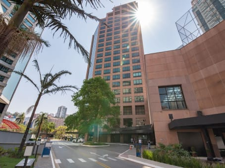 Mødelokalerne i Sao Paulo, Av Nacoes Unidas - Marginal Pinheiros – TNU