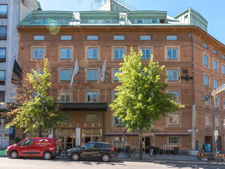 Prédio em Sankt Eriksgatan 117 em Stockholm 1