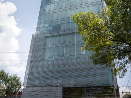 Gebäude in Fuente Bella 3299, Piso 14, Rincón del Pedregal in Mexico City 1