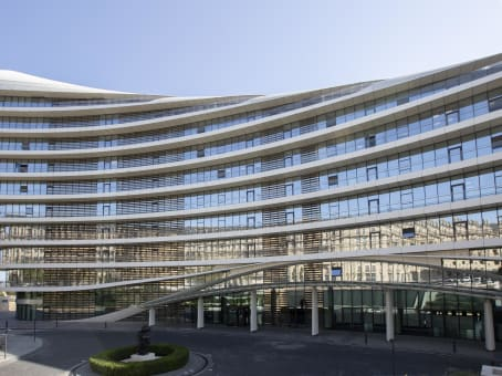 Building at Baku White City Business Centre, 5th floor in Baku 1
